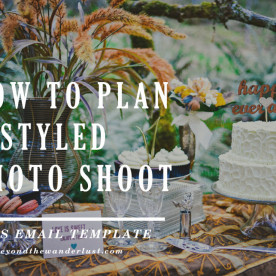 Beyond the Wanderlust Style Shoot