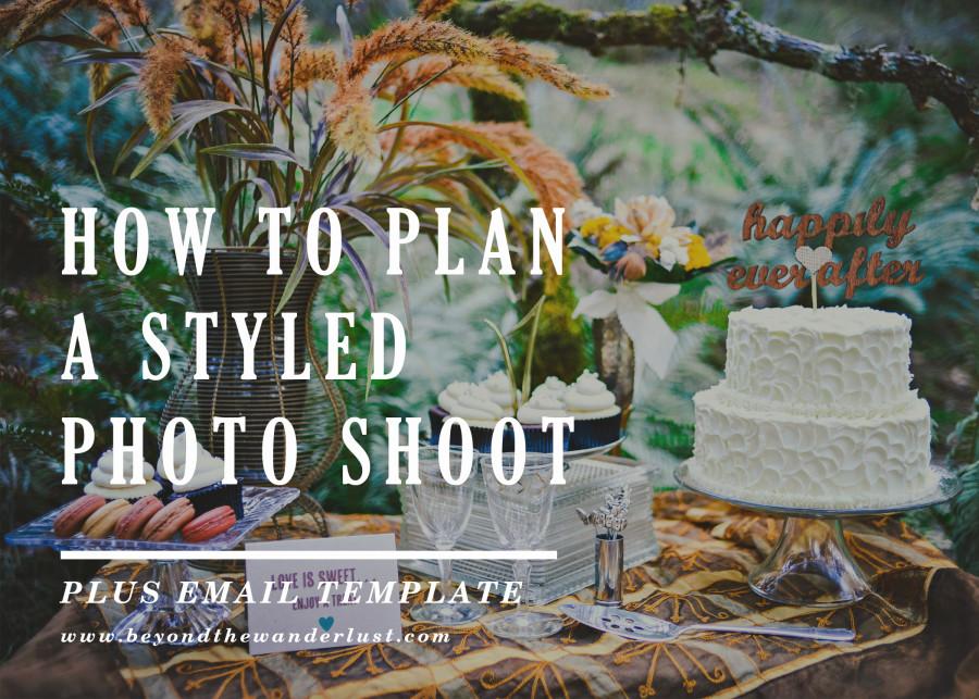 Beyond the Wanderlust Style Shoot