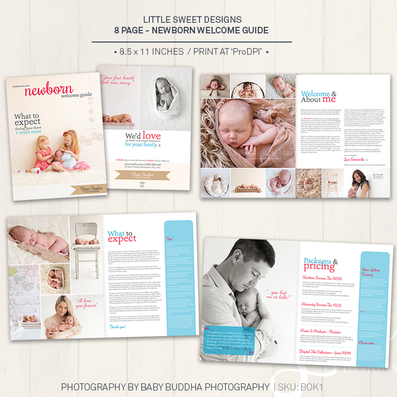 Little Sweet Designs   Photoshop Templates and Marketing Resources ...