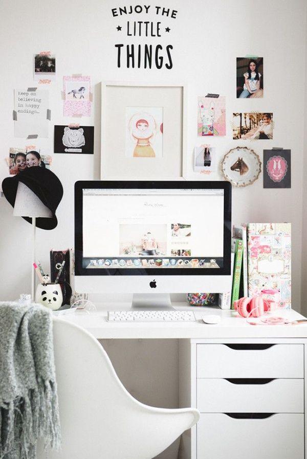 http://theglitterguide.com/2014/09/02/fun-feminine-desk-organizing/