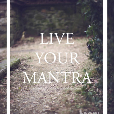 Mantra , Inspirational Photography Blog
