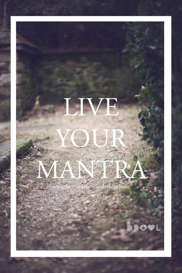 Mantra , Inspirational Photography Blog