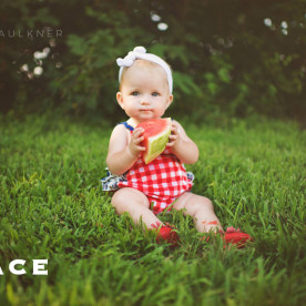 summertime pictures, freshly picked, baby pictures, summertime pictures, Jamie Faulkner Photography