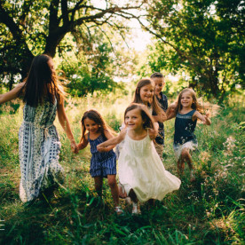 picture ideas of 6 kids