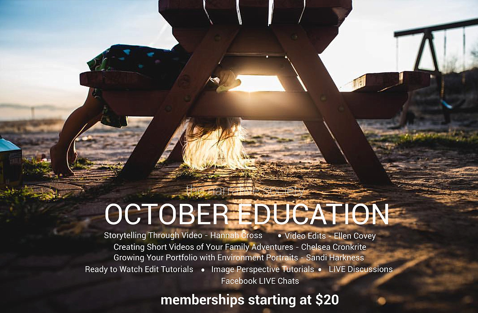 lifestyle and documentary photography education