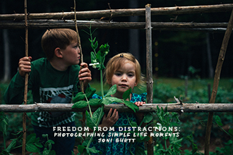 Freedom from distractions small ad