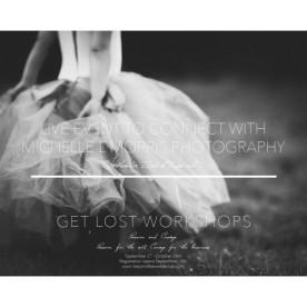 Michelle Morris Photography Workshop Live Event