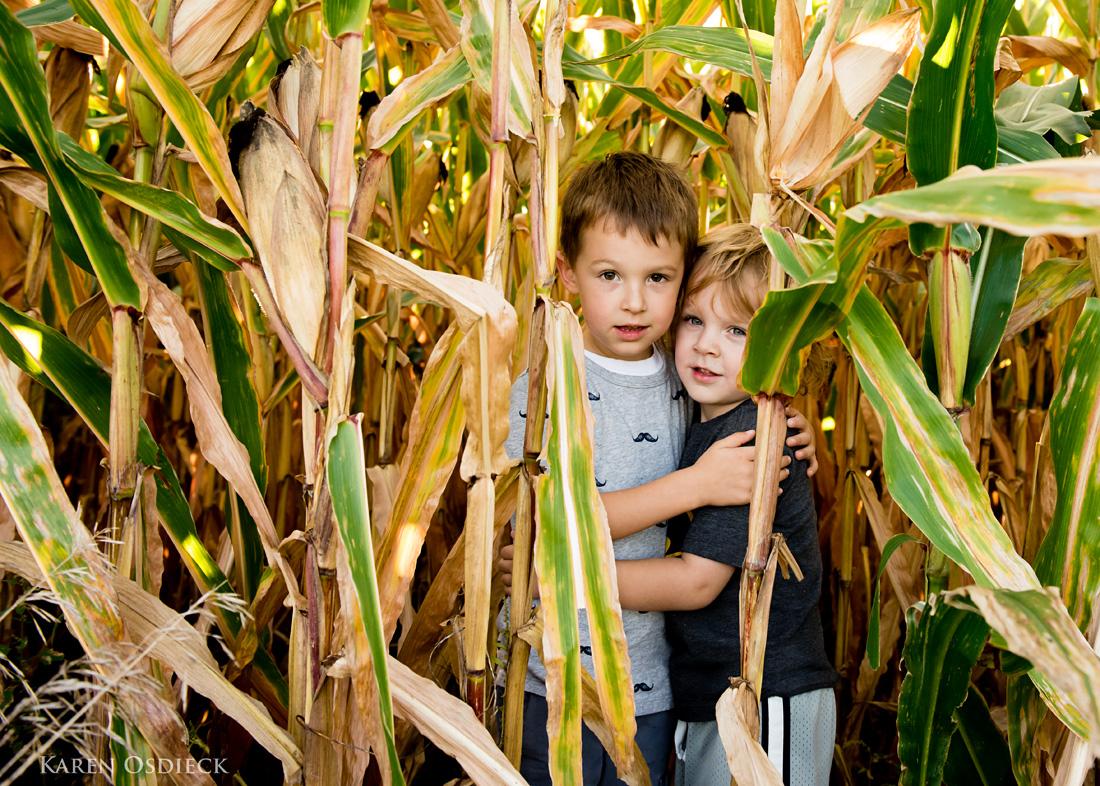 Boys cornfield hug 2 web