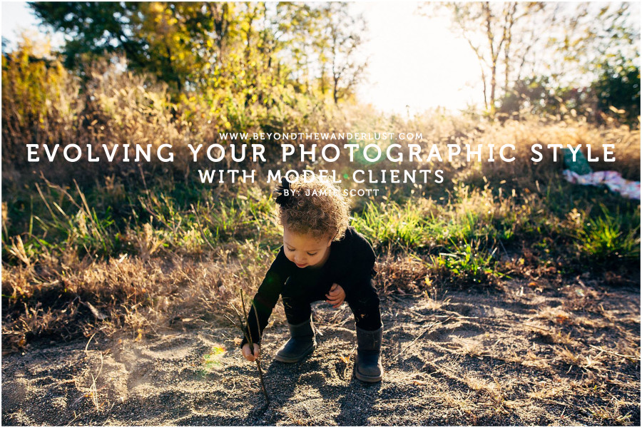 Evolving Your Photographic Style