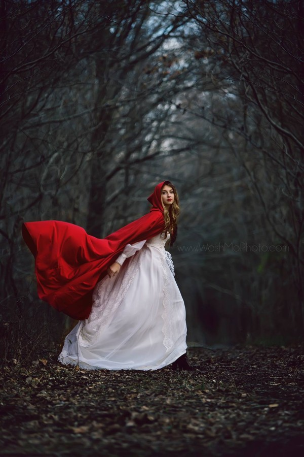 red riding hood picture ideas