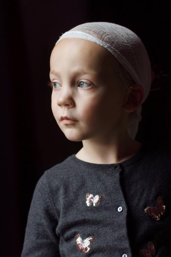 cancer portraits