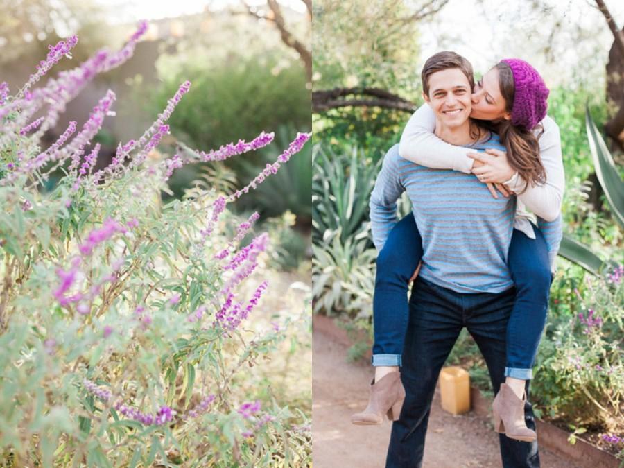 Arizona Desert Garden Maternity