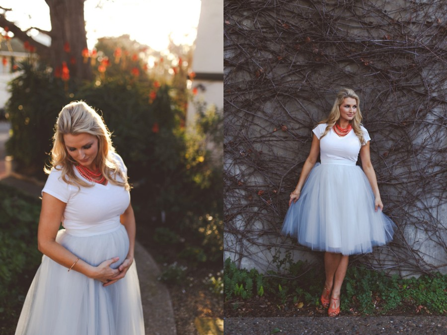 Charming Carmel By The Sea Gender Reveal, maternity pictures, what to wear for maternity pictures