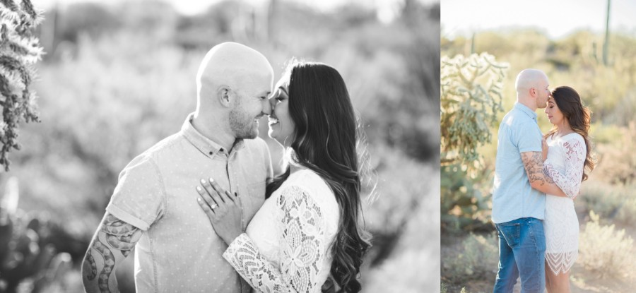 Bohemian Desert Arizona Engagement , what to wear for engagement pictures