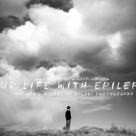 our life with epilepsy