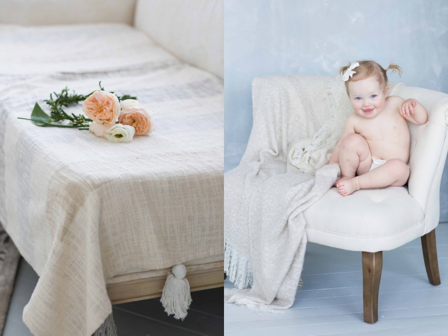 Bohemian Mother and Daughter Styled Session, Styled shoots