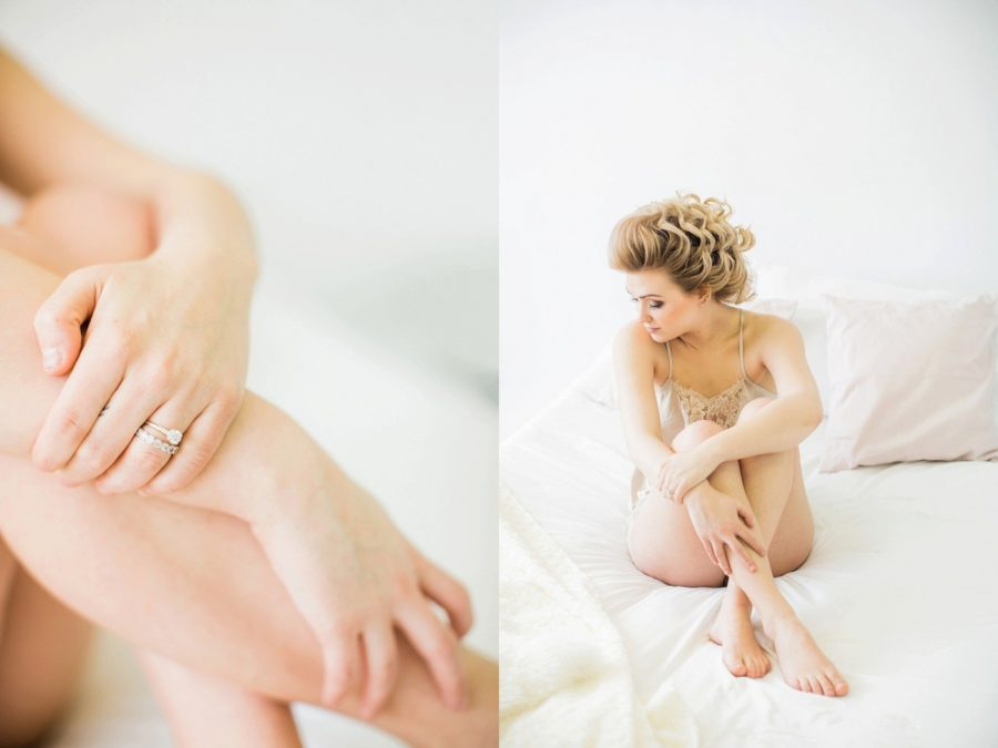 Feminine Bridal Boudoir, styled boudoir, what to what for boudoir pictures