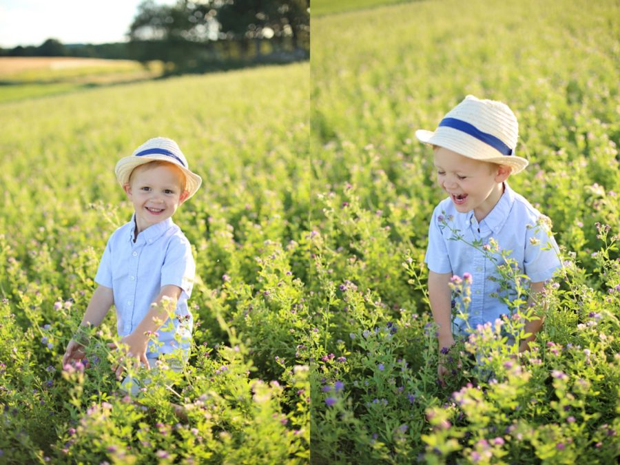 Wisconsin Sunflower Family Session, family sessions, what to wear for family sessions