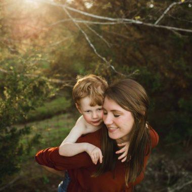 motherhood self portraits, the daily story