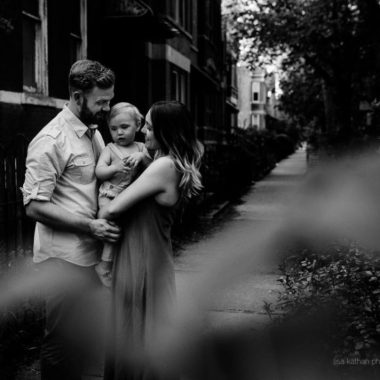 black and white family pictures, the daily story