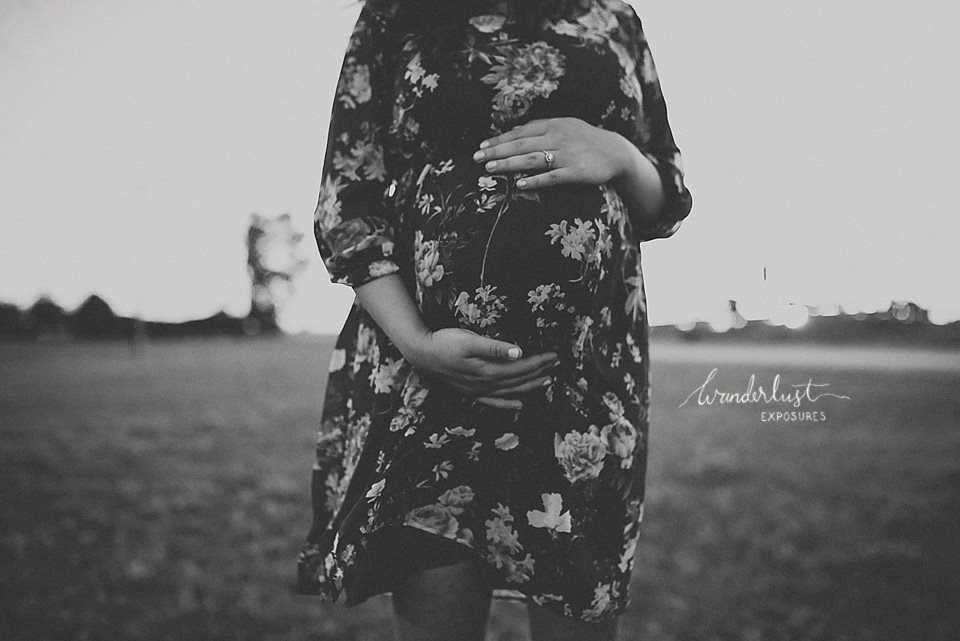 maternity pictures, the daily story