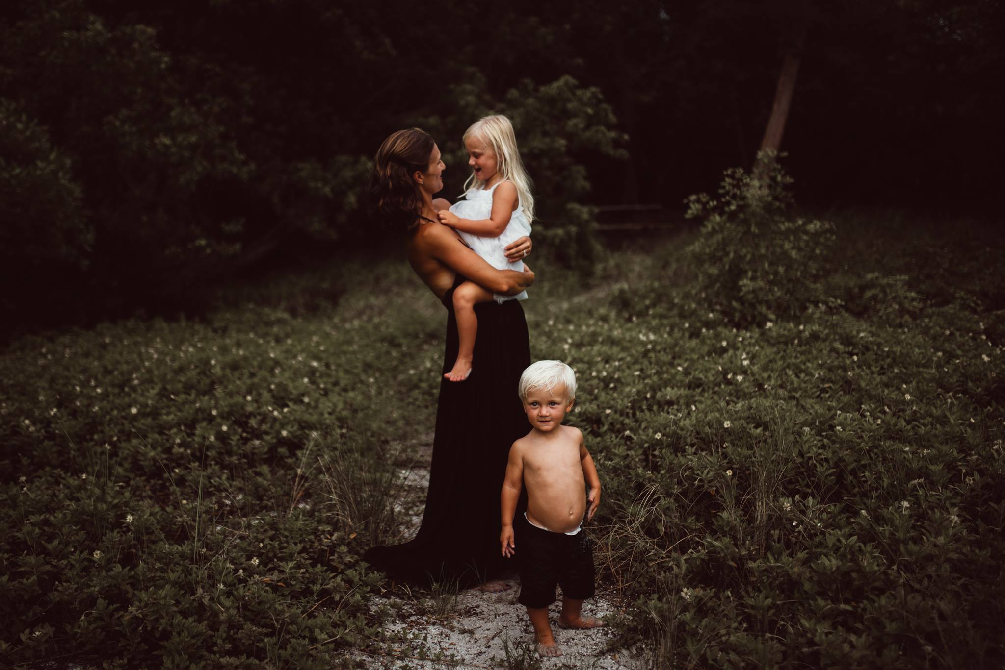 family pictures, motherhood