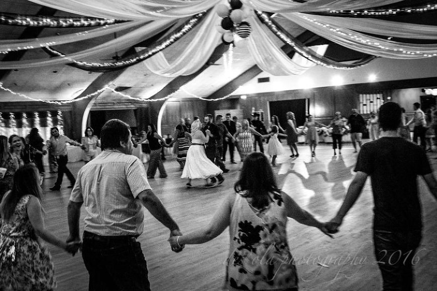 dancing wedding pictures, the daily story