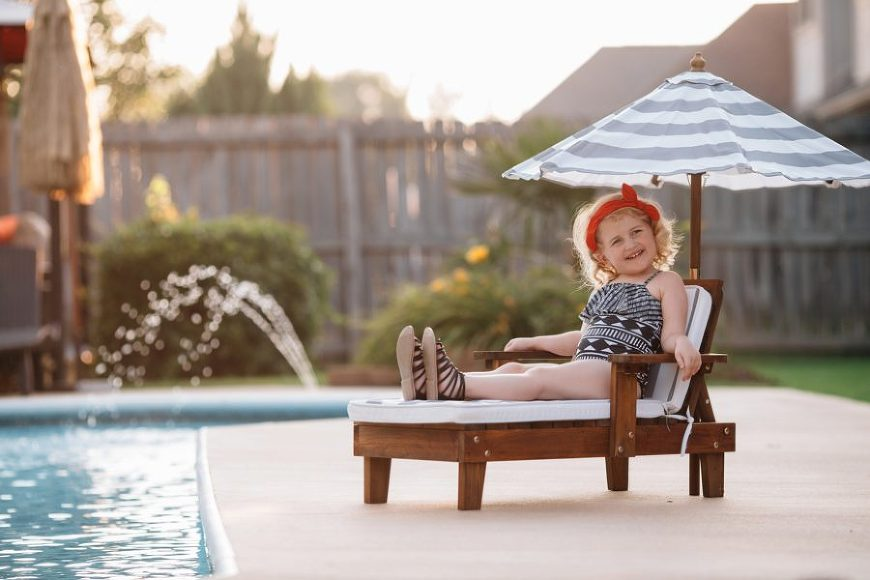 Glamour Poolside Birthday , toddler picture ideas, styled pictures
