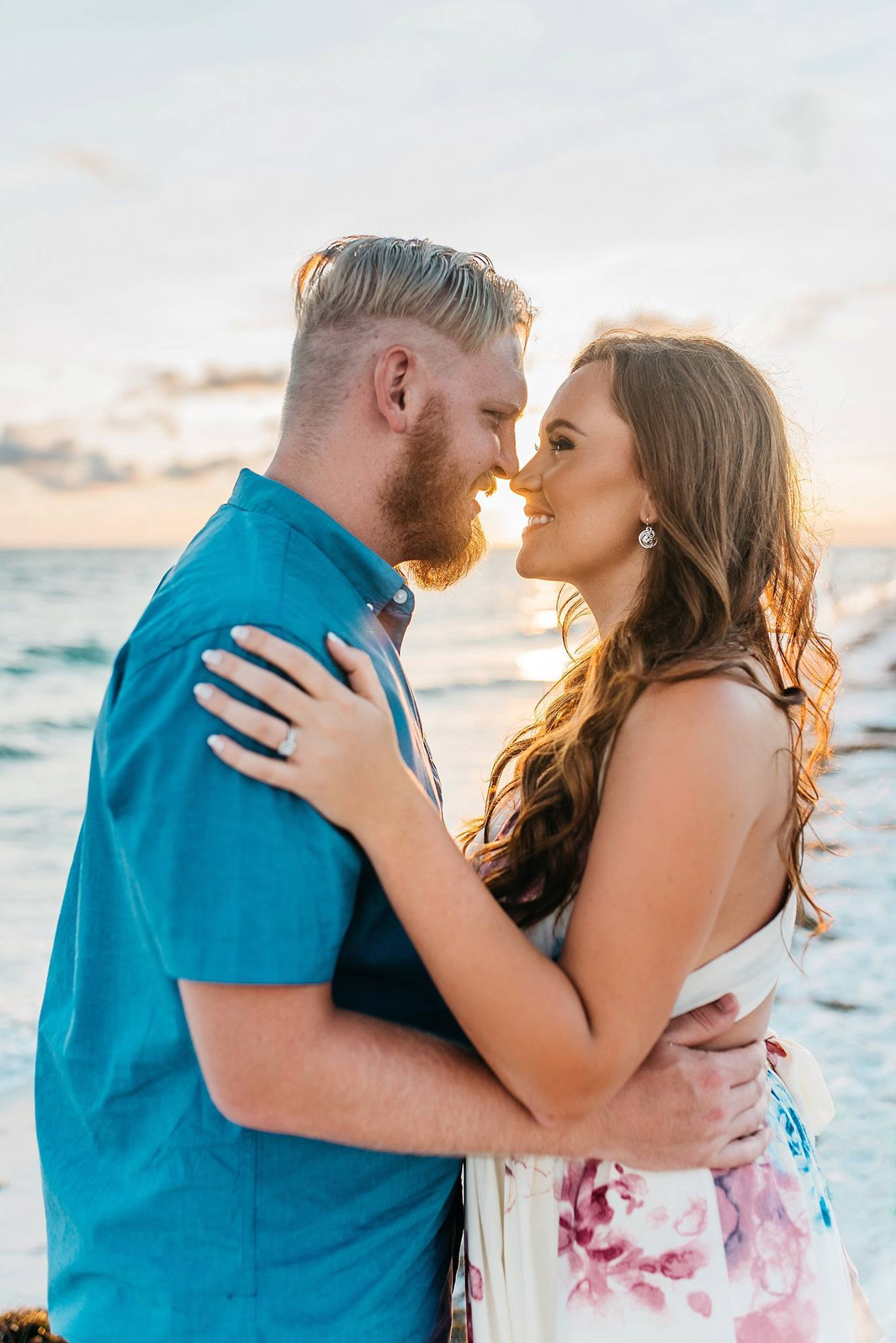 engagement pictures, the daily story
