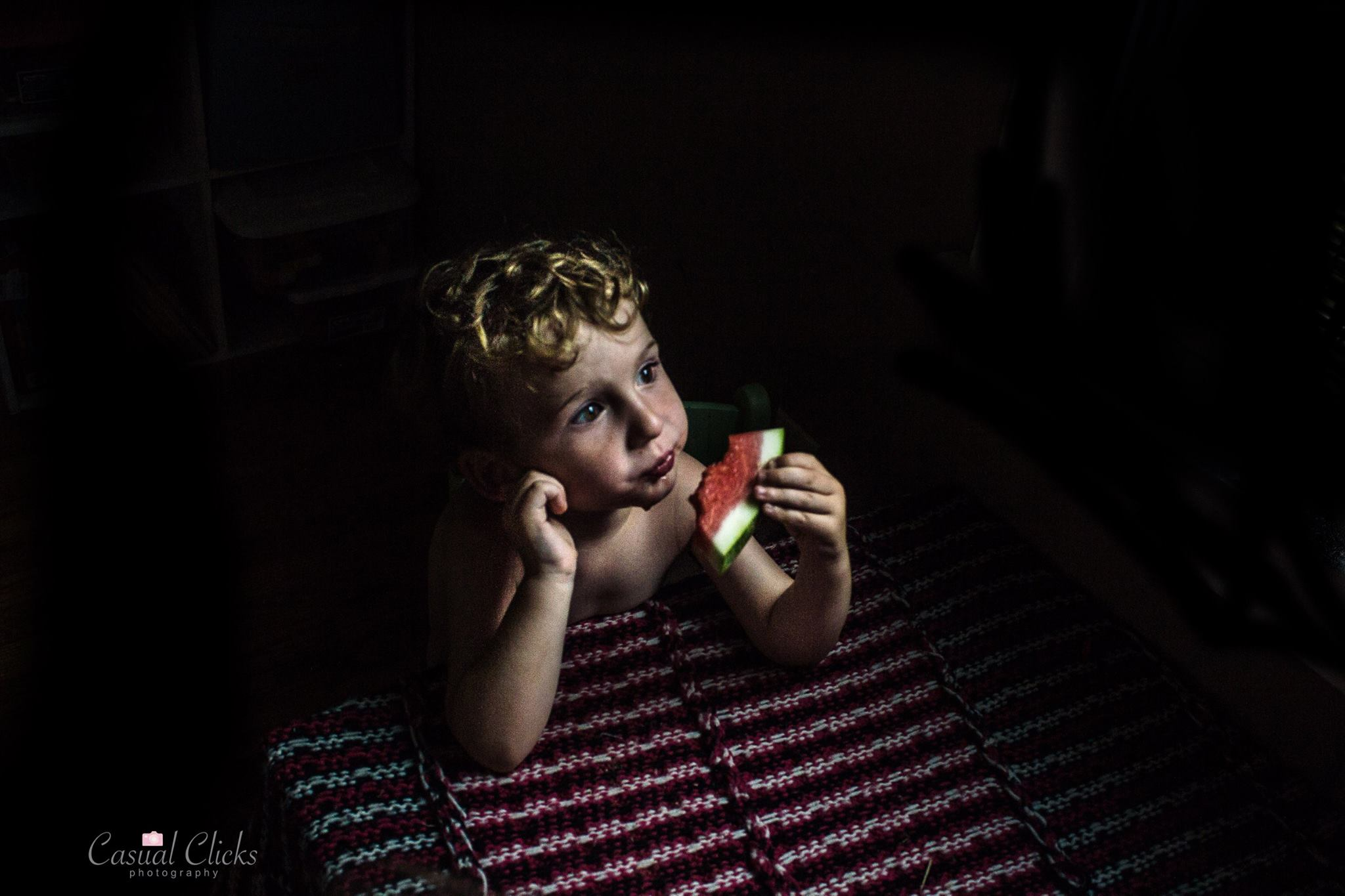 kid portraits, the daily story