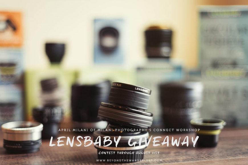 lensbaby, giveaway