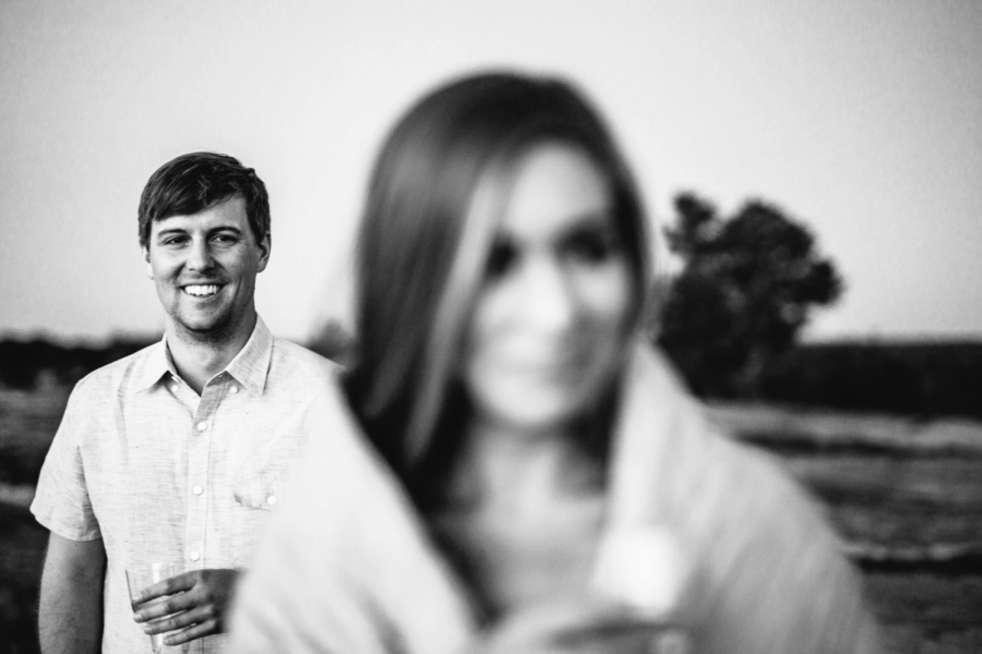 Engagement picture ideas, what to wear for engagement pictures, Intimate Hiking Engagement Pictures