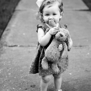kids and their teddy bears, daily fan favorite
