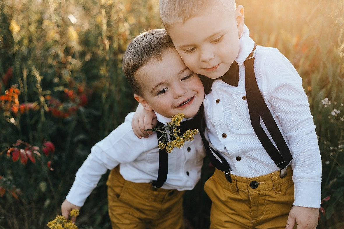 what to wear for kid pictures, the daily story