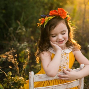 little girl picture ideas, the daily story