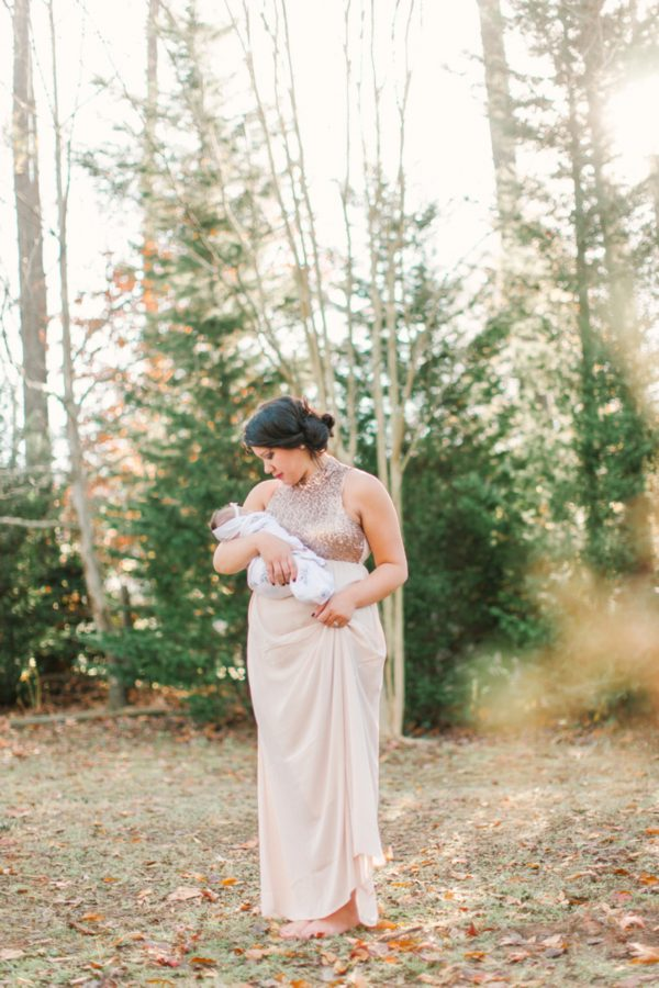 newborn picture ideas, film newborn picture ideas, Glamour Film Newborn Portraits