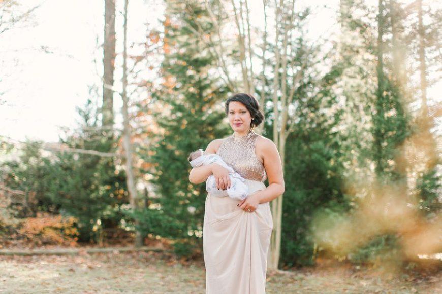 newborn picture ideas, film newborn picture ideas, Glamour Film Newborn Portraits