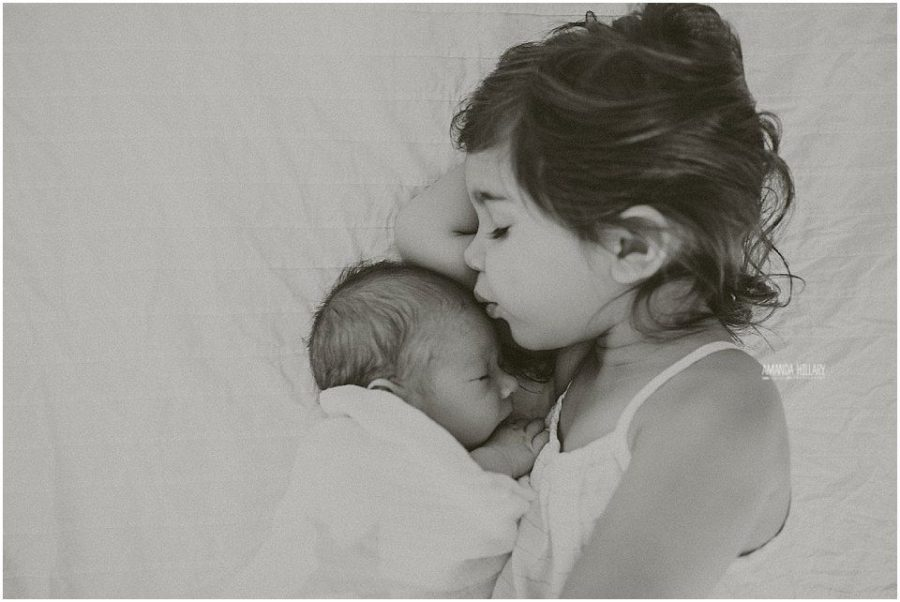 newborn sibling picture ideas, the daily story
