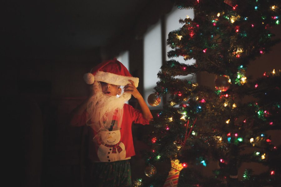 christmas tree pictures, the daily story