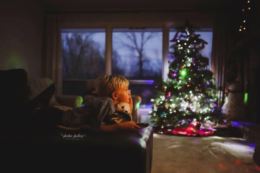 christmas pictures, the daily story