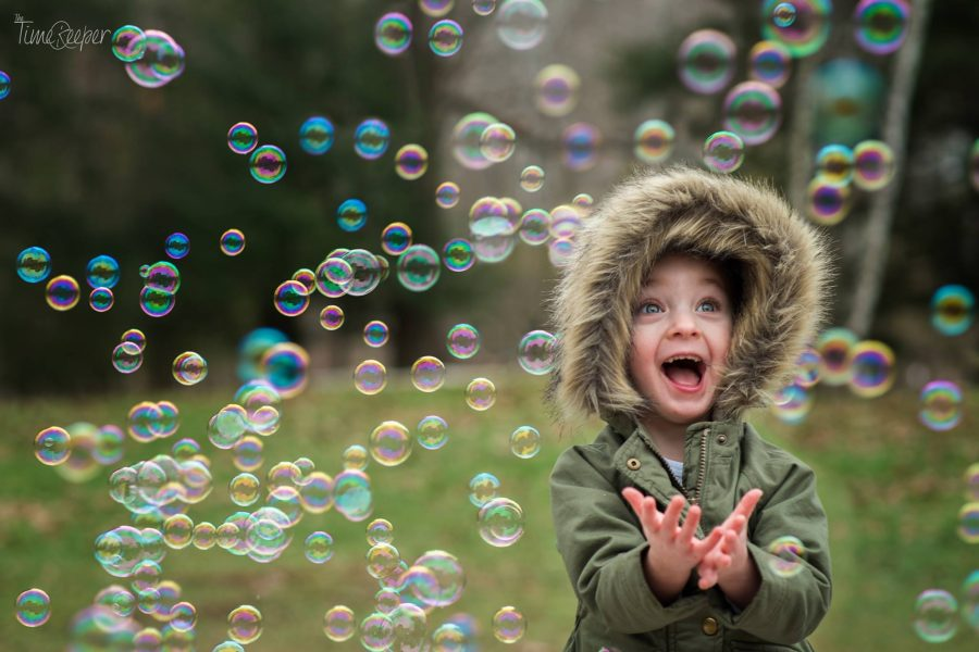 bubbles and kids, daily fan favorite