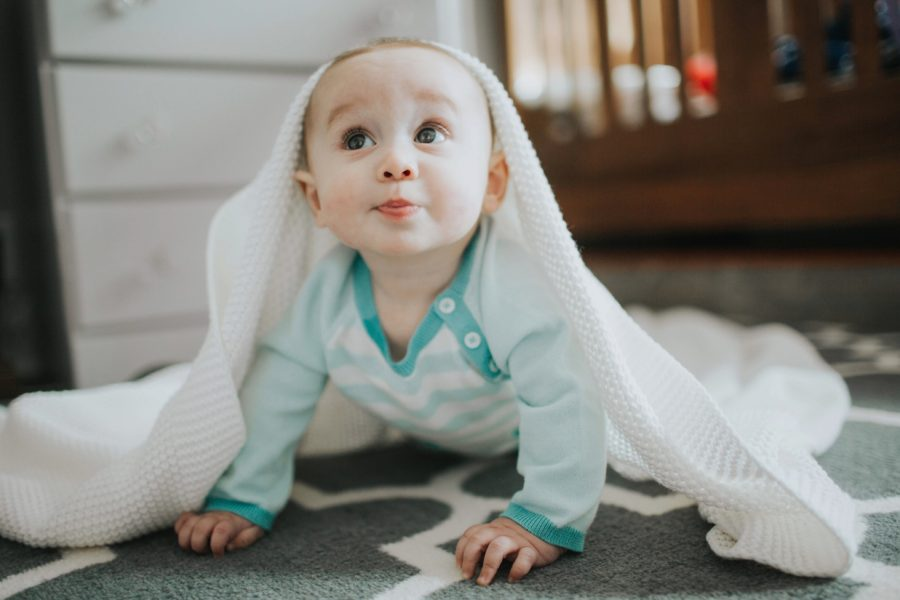 cute baby boy pictures, Cozy in Home Family Session
