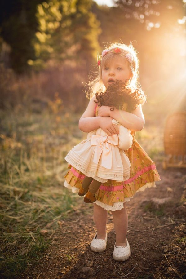 little girl wearing matilda jane, daily fan favorite