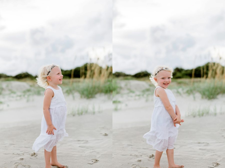 little girl beach style, Intimate Beach Maternity Session