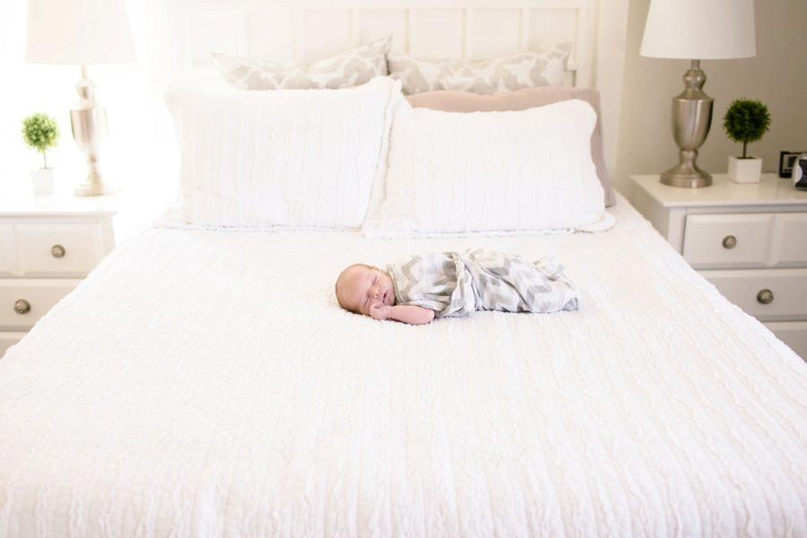 lifestyle baby boy pictures, bedroom newborn pictures, Baby Boy Lifestyle Pictures in Home