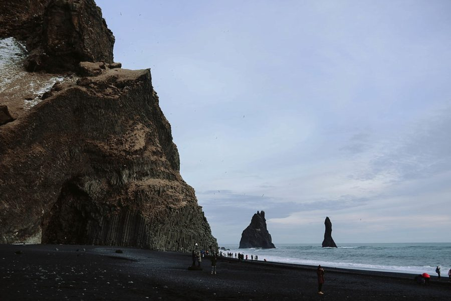 Beach in Iceland, Winter Adventure in Iceland