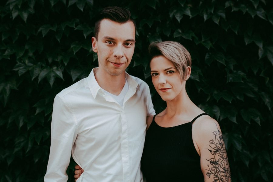 couple picture ideas, Urban Couple Session in Downtown Ontario