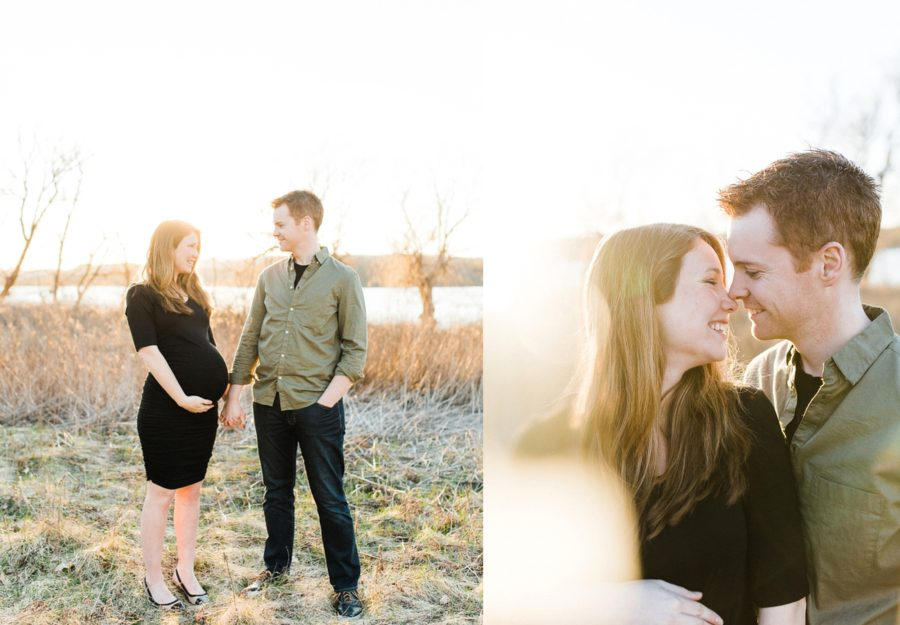 fun maternity pictures, Twins Maternity Pictures in Ontario