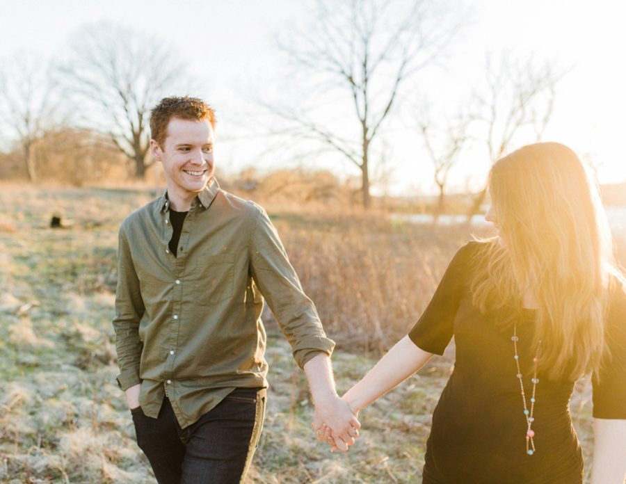 couple walking maternity pictures, Twins Maternity Pictures in Ontario