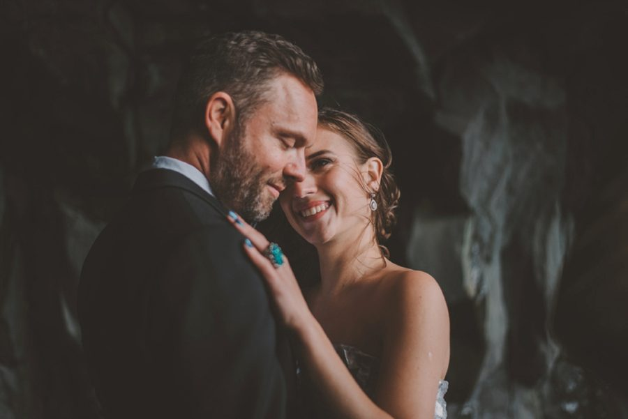 man and woman smiling, wedding picture ideas, Styled Elopement Pictures in Iceland